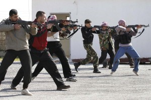 The problem with training Syrians to fight ISIS is they still remember the training later when they decide to fight America.  Oh, and they still have the guns too.
