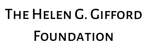 The Helen G. Gifford Foundation