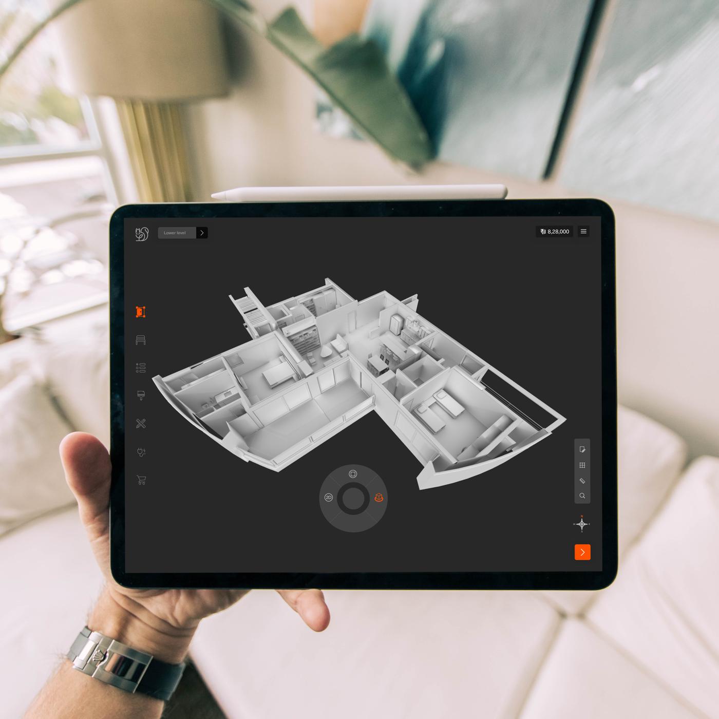3D Home Customisation