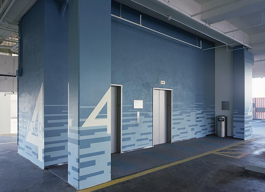 80 S. Lake, 4th floor parking