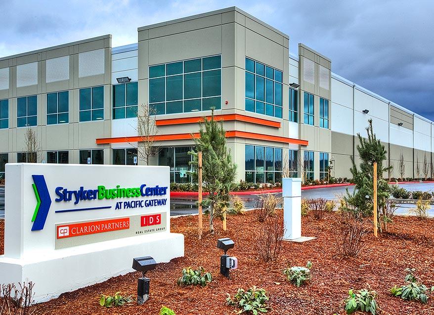 Stryker Business Center