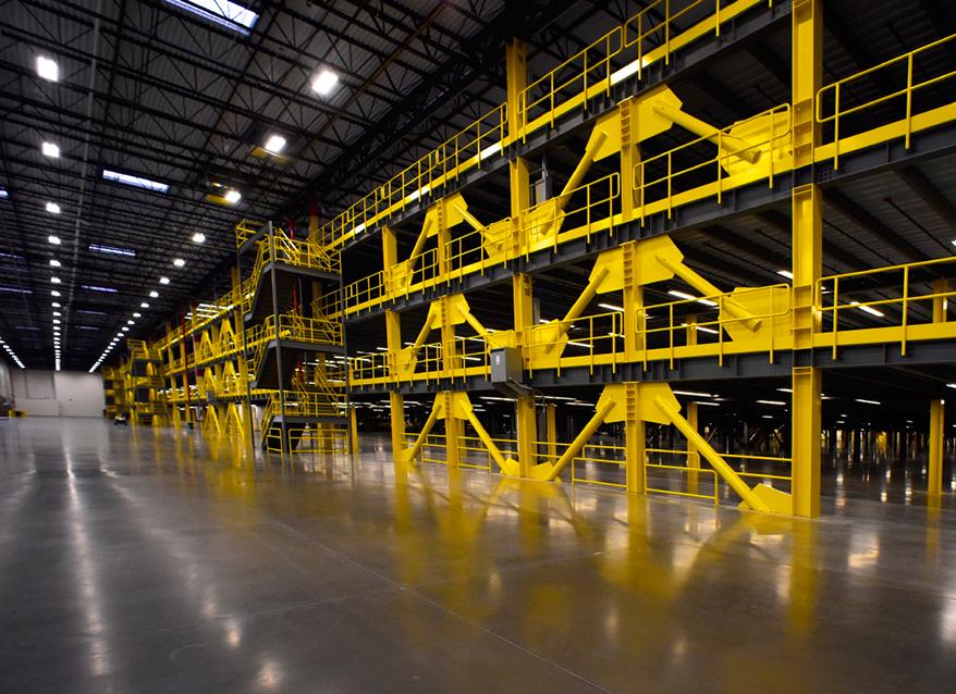 Amazon Interior
