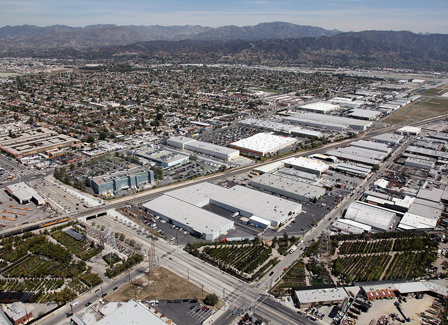 North Hollywood Industrial