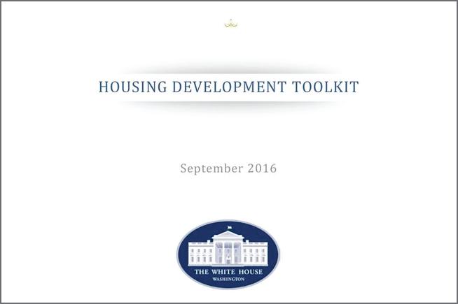 Housing development toolkit