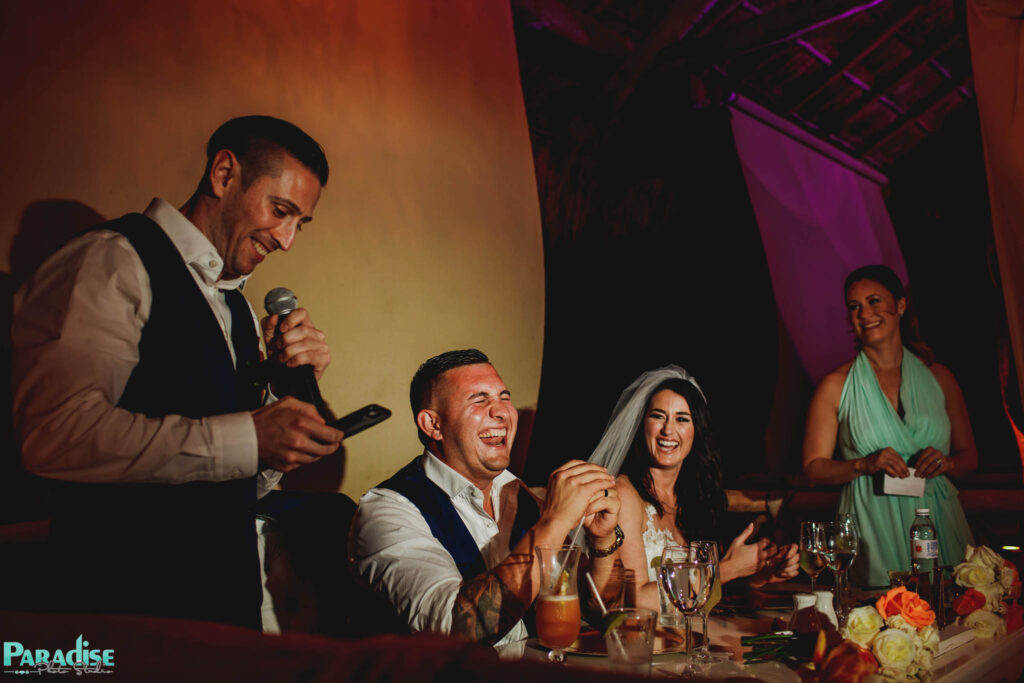 Excellence Riviera Cancun Wedding