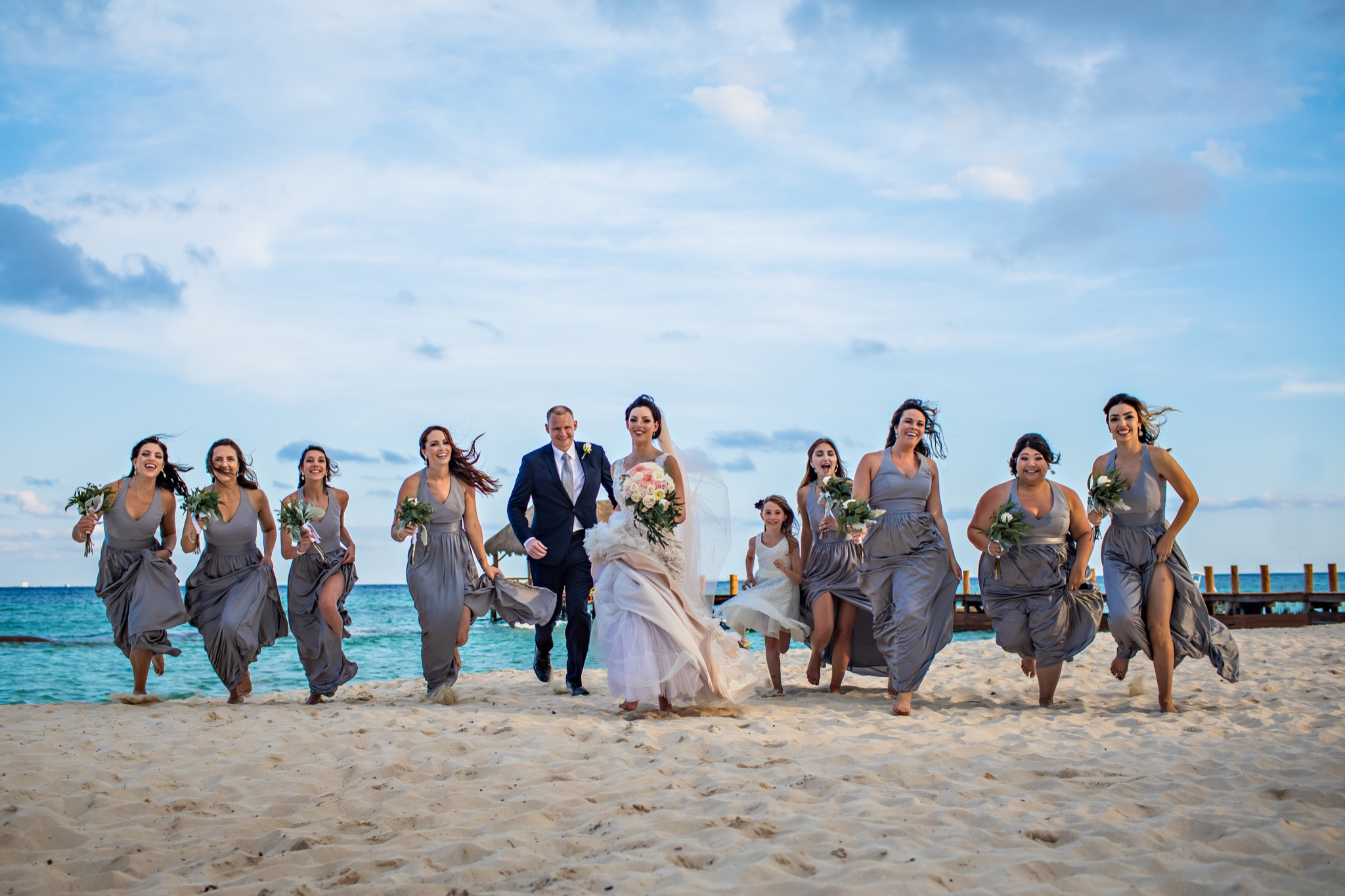 Azul Fives Resort Wedding
