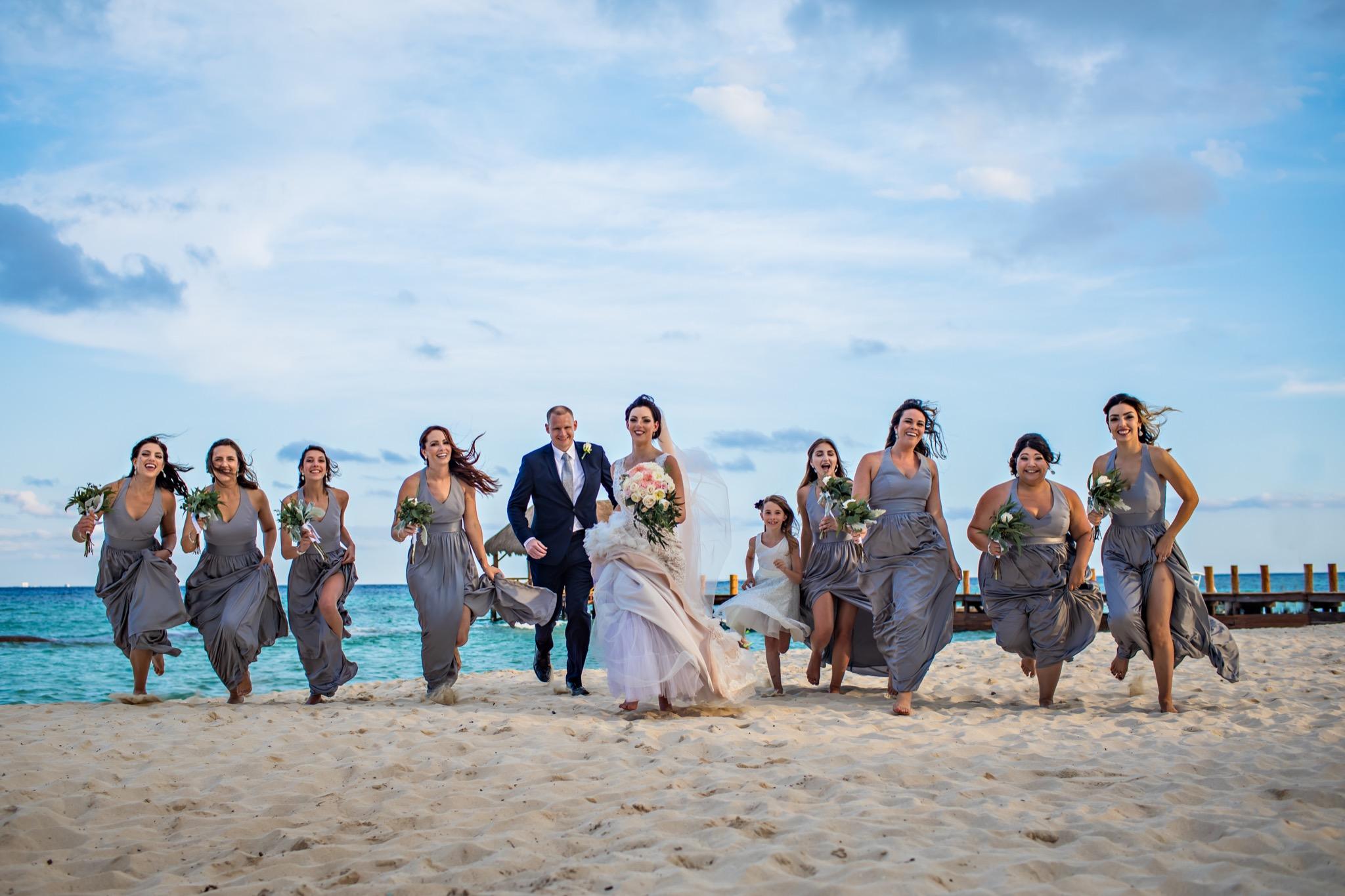 Azul Fives Resort Wedding