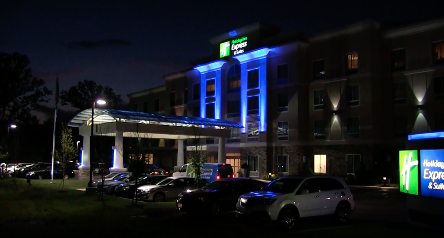 Virtual Tour for Holiday Inn