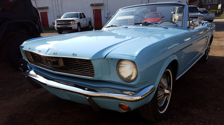 Collector Car Transmission Repairs Oakland County