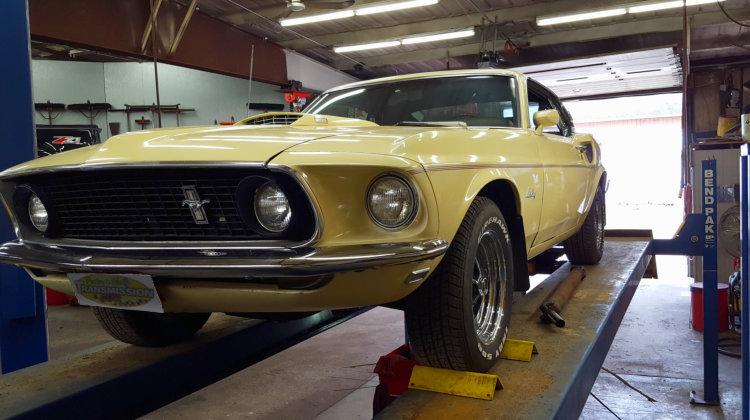 sports car transmission repairs