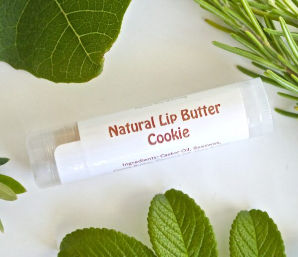 lip butter Cookie