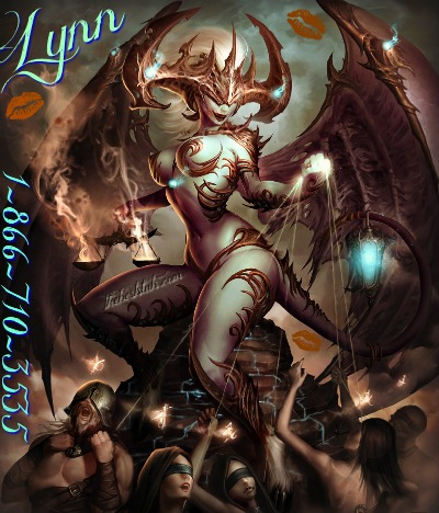 Succubus eroticism lures the sexually repressed like you