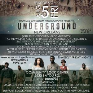 Underground New Orleans pt.5
