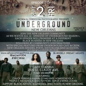 wcwm underground nola pt7