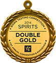 Blue Nectar Tequila Gold Award