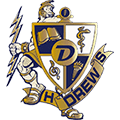 crest for Drew High School