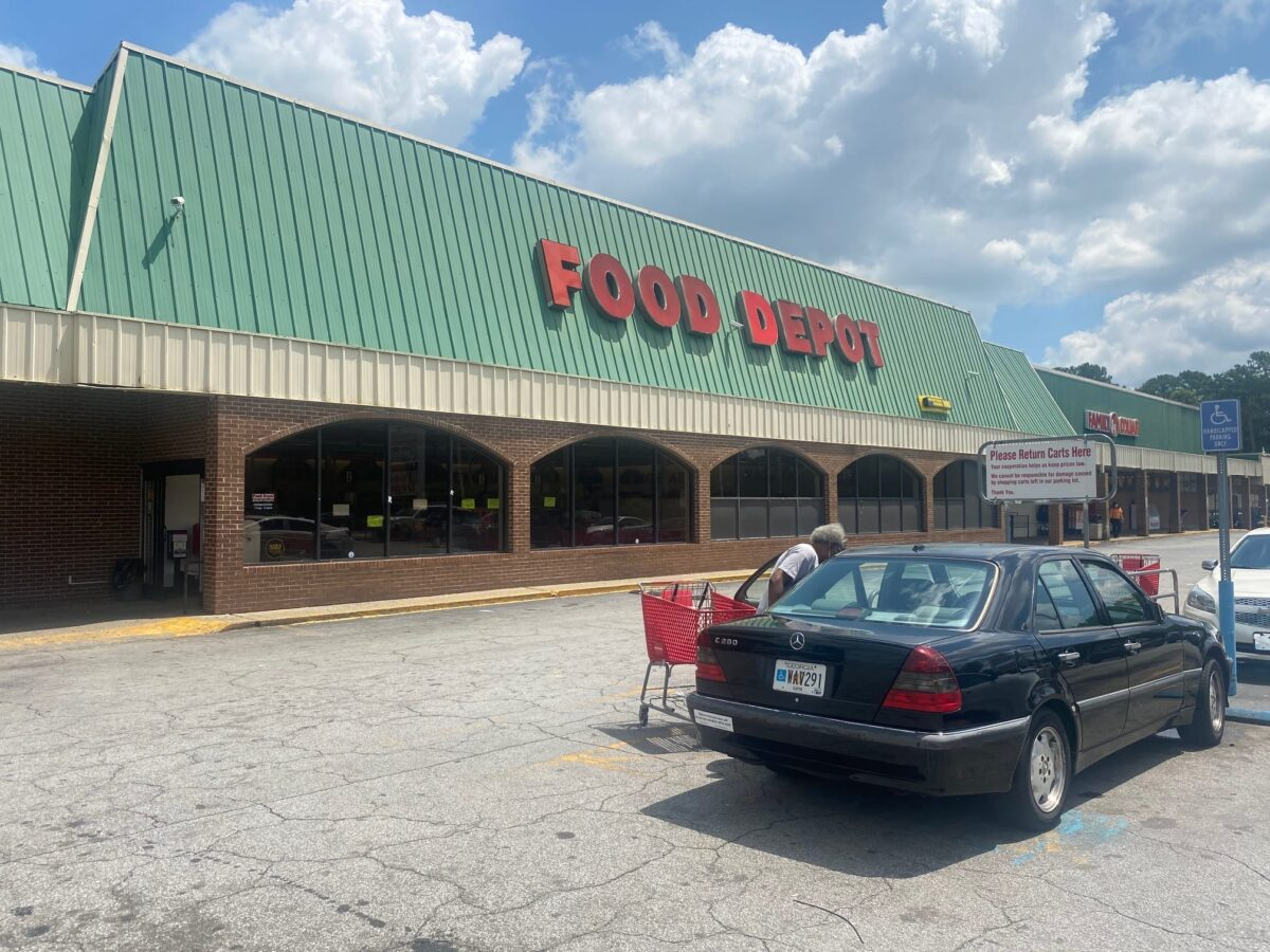 Food Depot on Morrow Road, Forest Park, GA