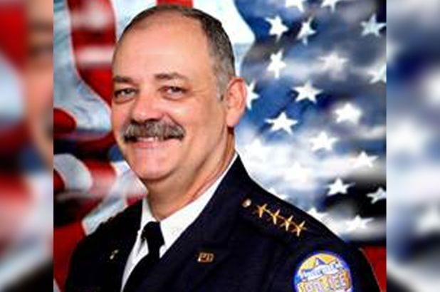 Forest Park Police Chief L. Dwayne Hobbs