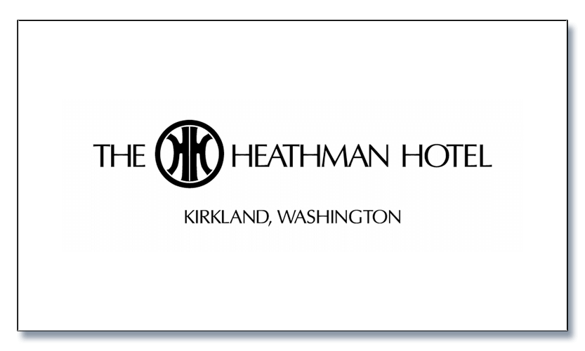 Image of The Heathman Hotel Kirkland and Chamber Sponsor