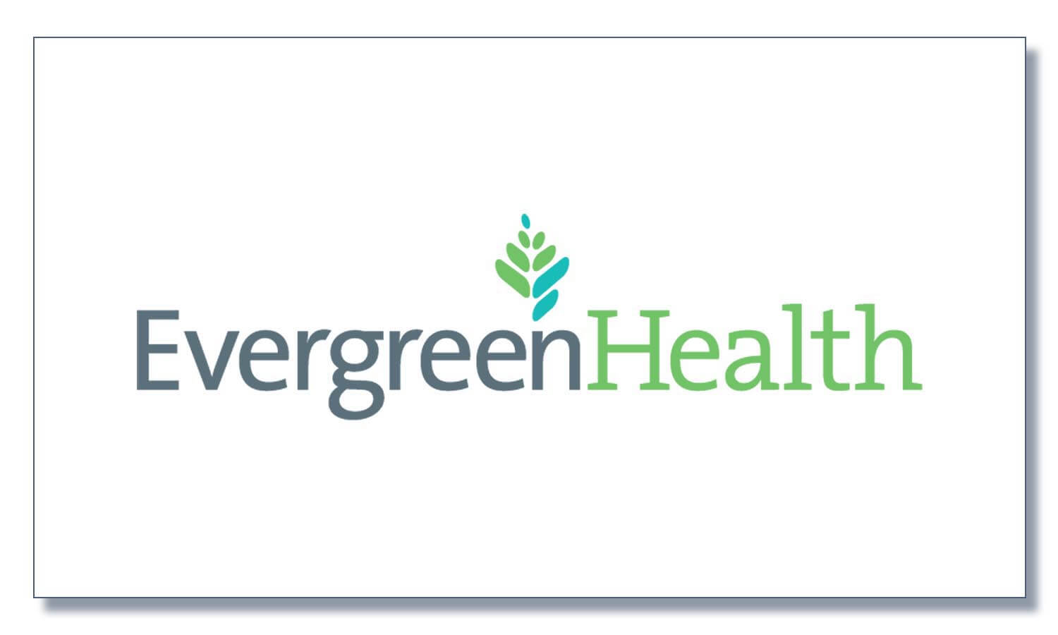 Logo Image of EvergreenHealth Major Chamber Sponsor