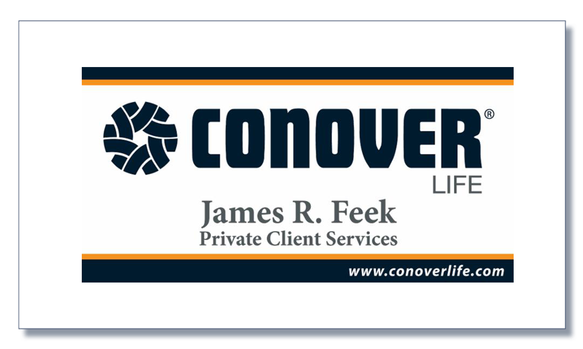 james feek conover logo
