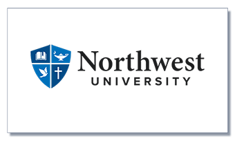 Image of Northwest University logo at 340