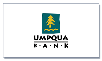 Image of Umpqua Bank logo 340