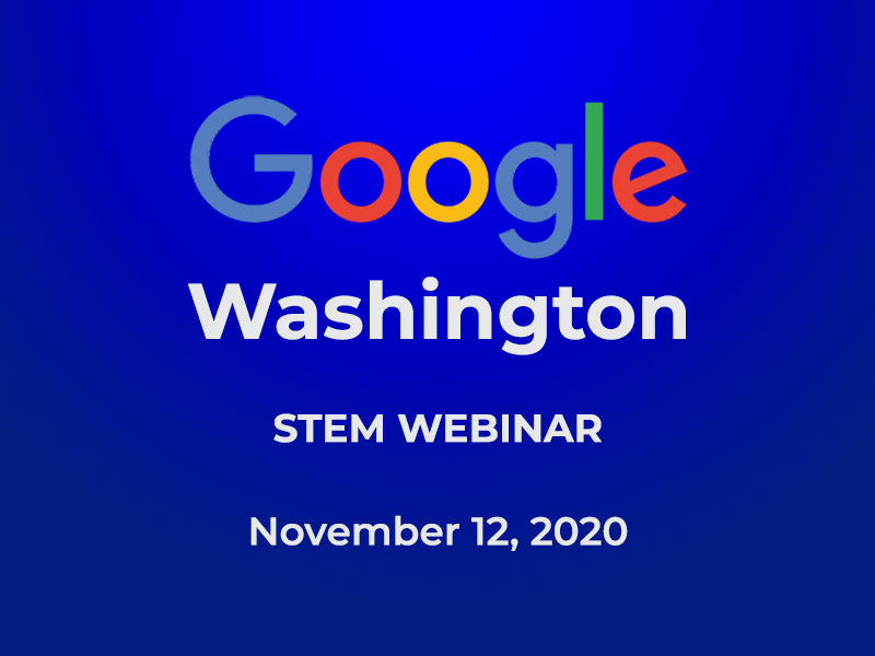 STEM webinar promotion image november 12