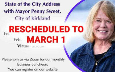 Mayor Penny Sweet 2021 State-of-the-City Address