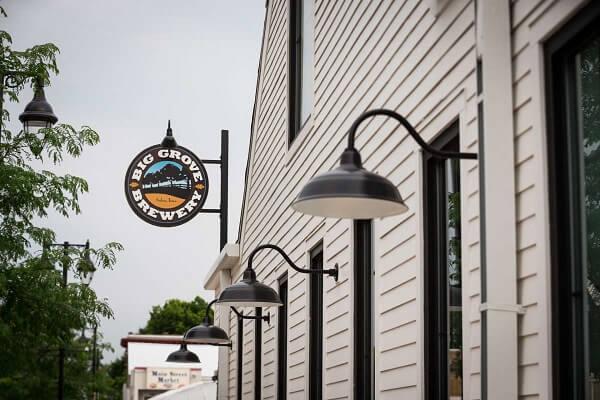 Big Grove Brewery – Solon