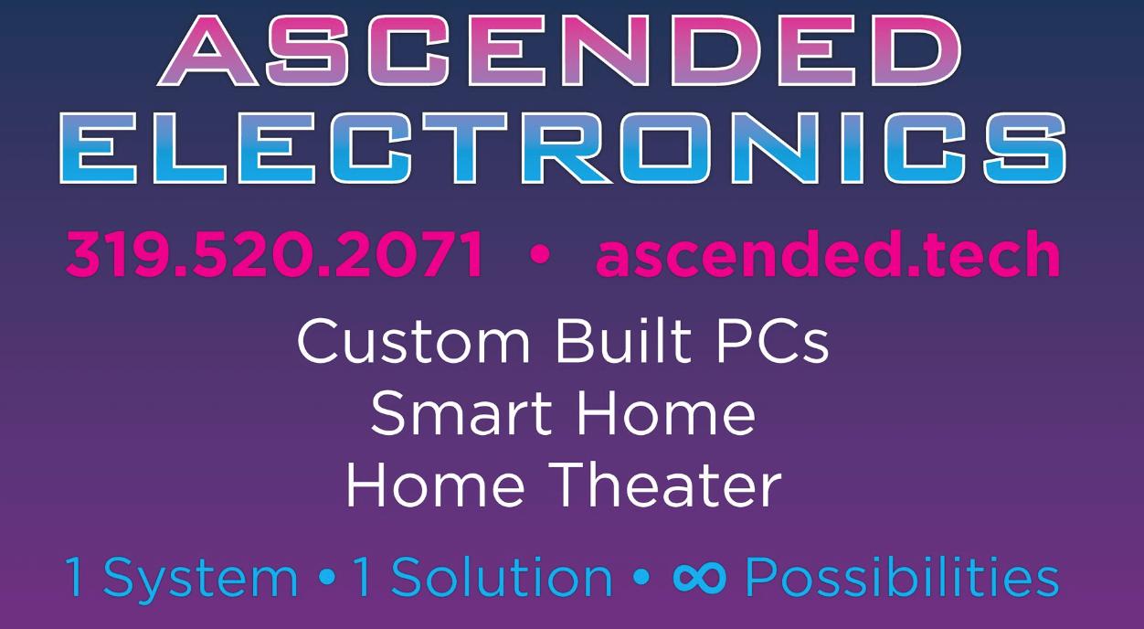 Ascended Electronics