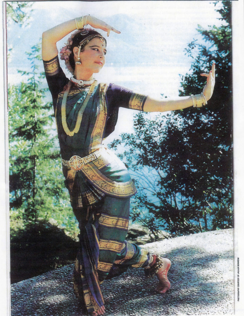 Women dancing ceremoniously