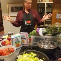 A Mystery Meal Cooks Up Inspiration