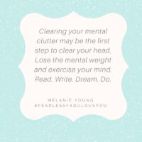 The Power of One- Clear Your Mind with These Tips