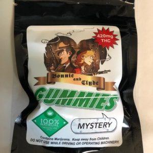 Bonnie & Clyde Gummies Edibles