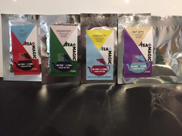 Tea Magic - THC Teas