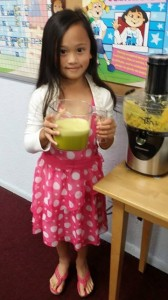 jasmine's bittermelon juice