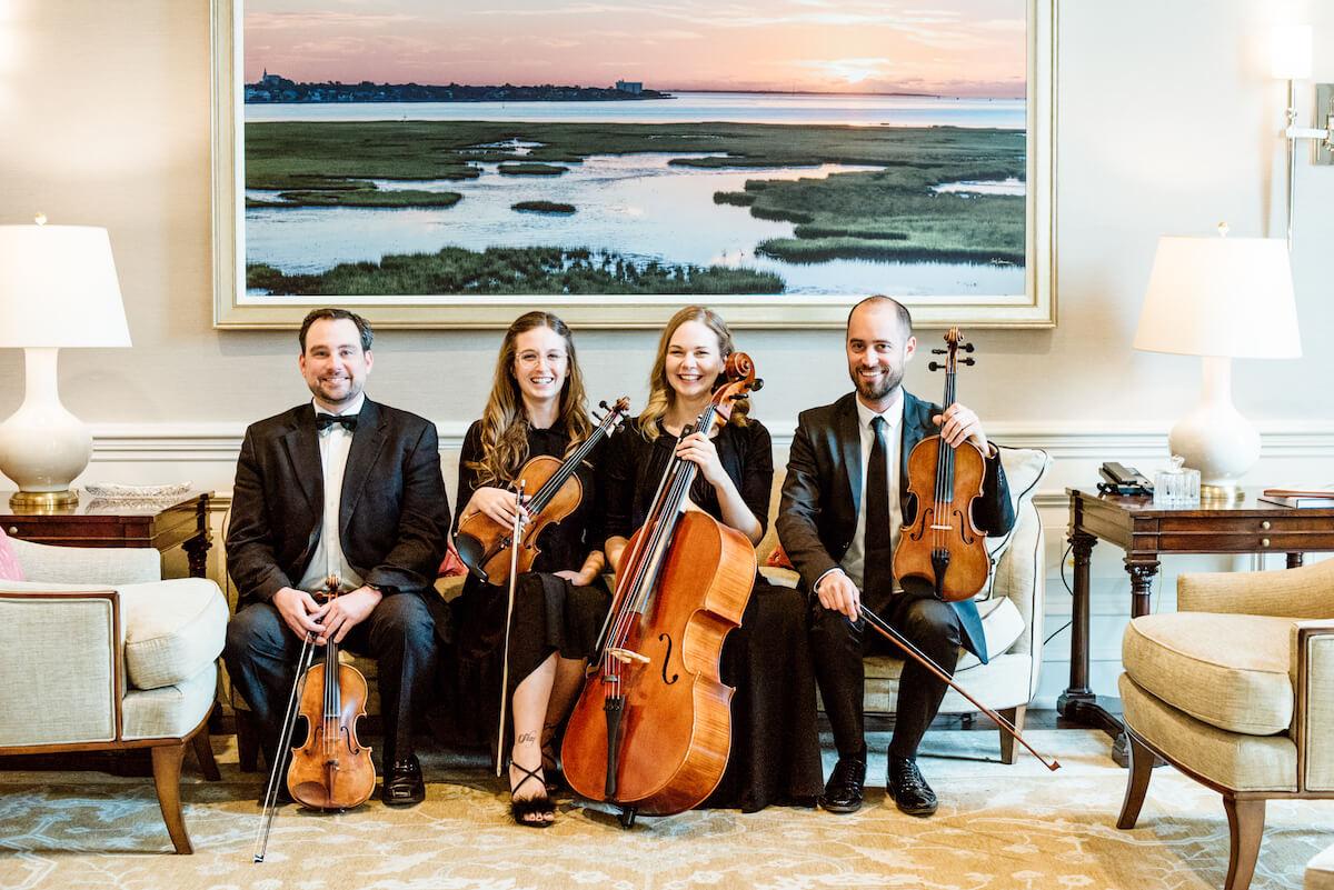 New York String Quartet Kiral Artists