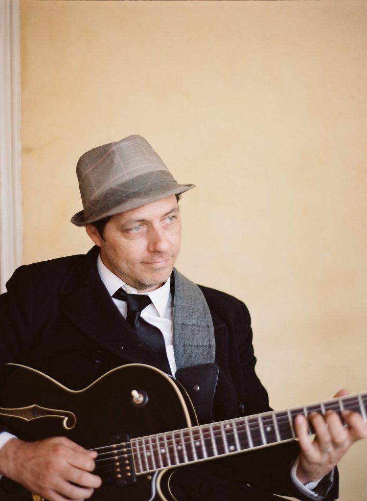charleston jazz guitarist