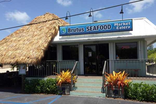 Brutas Seafood Market and Restaurant