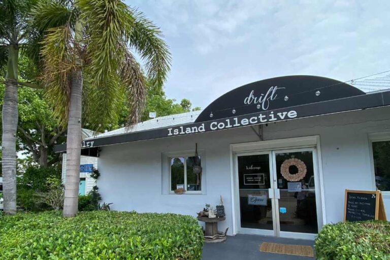drift island collective store front
