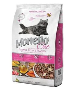 Monello Cat Salmon Atun Pollo- el señor agro