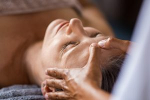 Treatments for aging or sun-damaged skin: Restylane