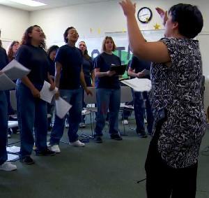 CCCF choir