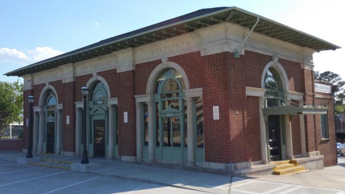 Peachtree Station in Atlanta