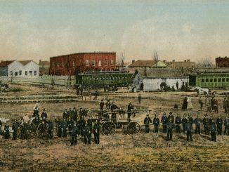 Atlanta in 1856