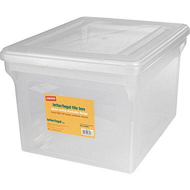 PlasticFileBox
