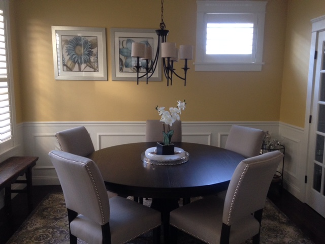 Serenity in Your Home–Sometimes Less Really is More