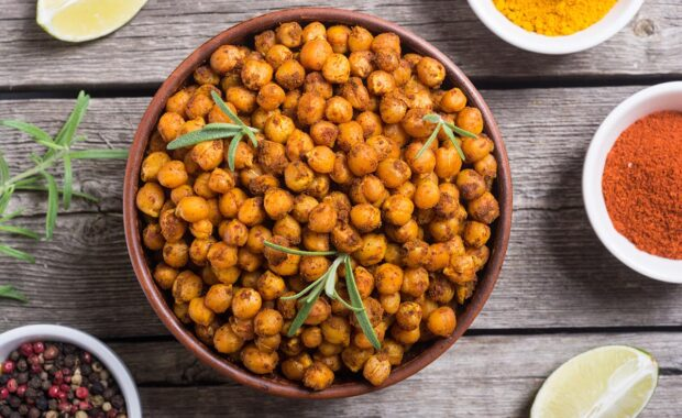 Benefits of eating chickpeas
