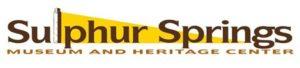 Sulphur Springs Museum logo